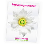 Recycling voucher Re-Vibe reviews