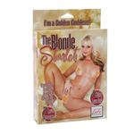 The blonde Starlet love doll reviews