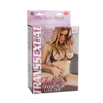 Transexual jesse doggie-style love doll reviews