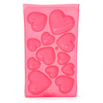 Heart shaped ice cubes tray reviews