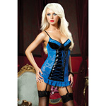 Blue royale chemise and thong reviews