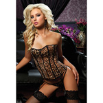 Basic instinct corset and thong reviews