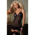 Galore chemise and thong reviews
