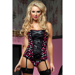 One million kisses bustier and g-string reviews