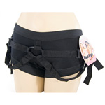 Grrl shorts strap-on harness reviews