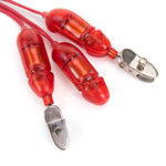 Red hots Blazing love clamps reviews