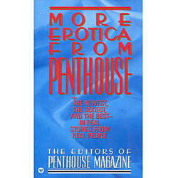 More Erotica From Penthouse - Book