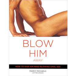 Blow Him Away - book