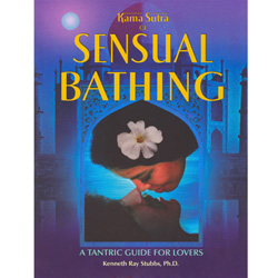 Kama Sutra of Sensual Bathing - Book