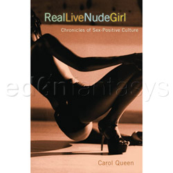 Real Live Nude Girl - Book