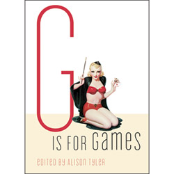 G Is For Games - book