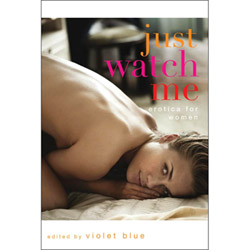 Just Watch Me - erotic book