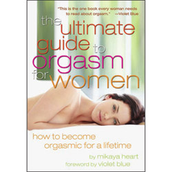 The Ultimate Guide to Orgasm for Women - erotic book