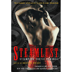 Steamlust - book