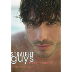 Straight Guys: Gay Erotic Fantasies - Book