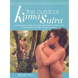 Outdoor Kama Sutra - Book