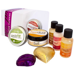 Sensual kit - Sensual sampler kit - view #2