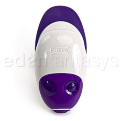 Clitoral vibrator - Durex Play little gem - view #2