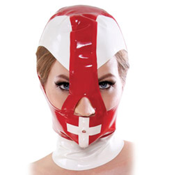 Mask - Fetish Fantasy Extreme malpractice mask - view #1