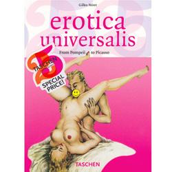 Erotica Universalis - Libro
