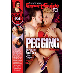 Tristan Taormino's expert guide to pegging - DVD