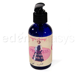 Princess bubble bath - Sensual bath