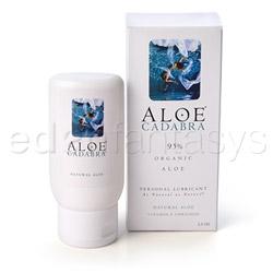 Aloe Cadabra - Lubricant
