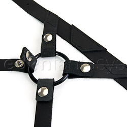 Double strap harness - Commando - view #2