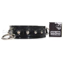 Collar  - Black cat collar - view #1