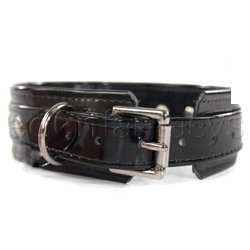 Collar  - Black cat collar - view #4