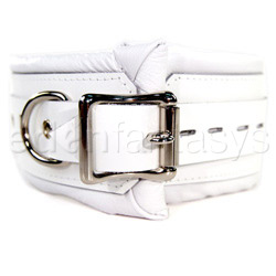 Collar  - Luxe white collar - view #4