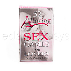 52 alluring sex games for lovers - adult game