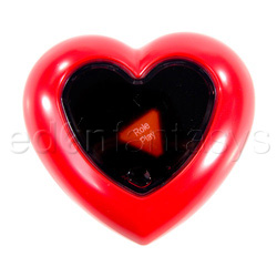 Mystery sex heart - sex toy for couples