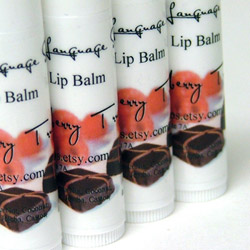 Lip balm - Raspberry truffle lip balm - view #1