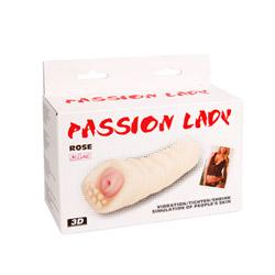 Realistic vagina - Passion Lady vibrating - view #5