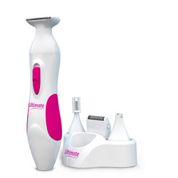 Shaver - Ultimate personal shaver for women - view #1