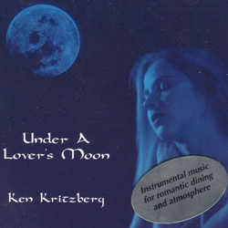 Under A Lovers Moon - CD