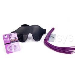 Purple passion kit - BDSM kit