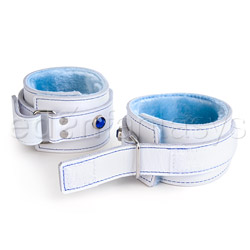 Ankle cuffs - Divinity ankle restraints - view #4
