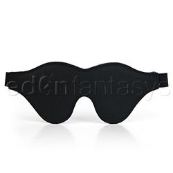 Blindfold - Purple fur blindfold - view #2