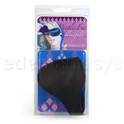 Blindfold - Purple fur blindfold - view #4
