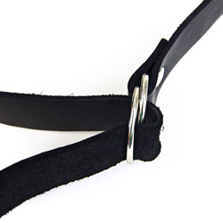 Leg harness - Thigh leather harness - view #4
