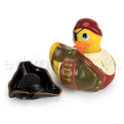 Discreet massager - I rub my duckie pirate - view #2