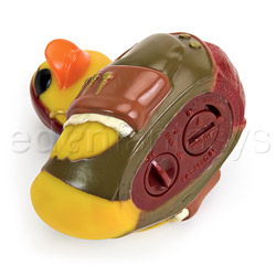 Discreet massager - I rub my duckie pirate - view #4