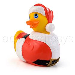 Discreet massager - Holiday ball santa duckie - view #3