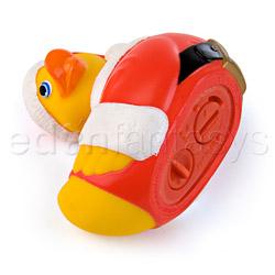 Discreet massager - Holiday ball santa duckie - view #5