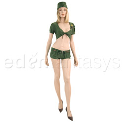 Sexy Sergeant - costume