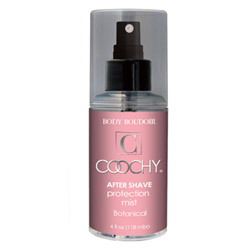 Coochy after shave protection mist 4oz - DVD