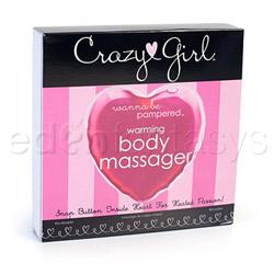 Warming massager - Crazy Girl warming massager - view #4