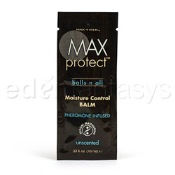 Male intimate lotion - Max protect balls n all moisture control - view #1